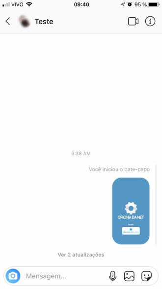 Chat creado a partir de la etiqueta sin historias.