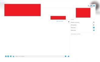 Simplemente haga clic en el ícono de video en Messenger
