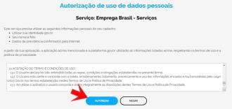 Haga clic en Autorizar