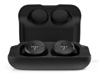 Los auriculares inalámbricos Elite comenzarán a enviarse en abril.  (Imagen: HP / CES 2021)