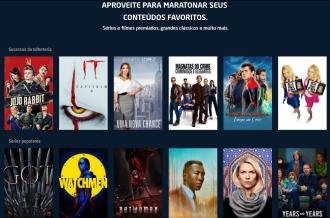 Películas y series disponibles para maratón en DirecTV Go.