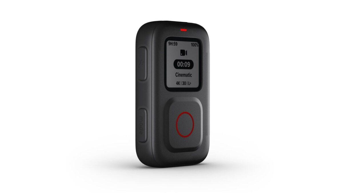 GoPro lanza un control remoto rediseñado para sus cámaras