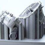 Porsche imprime piezas en 3D que son un 10% más ligeras y el doble de resistentes