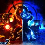 Todas las áreas de entrenamiento en Roblox Ninja Legends 2