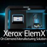 Xerox ElemX, conozca la impresora de metal 3D del inventor de la fotocopiadora