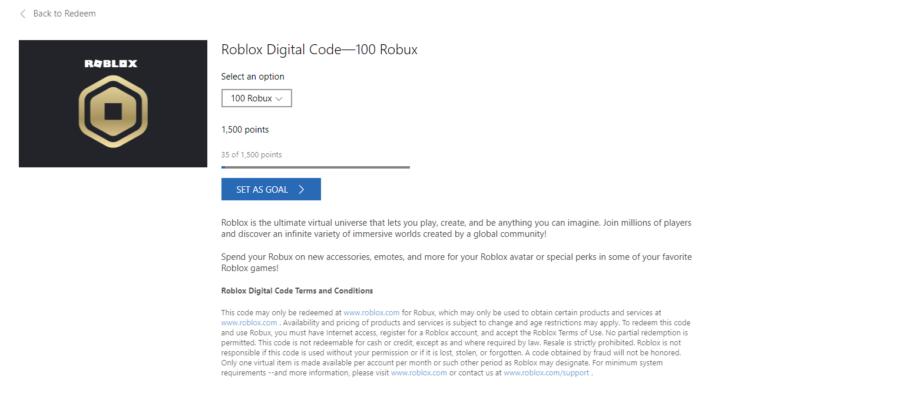Nueva promoción de Microsoft Rewards