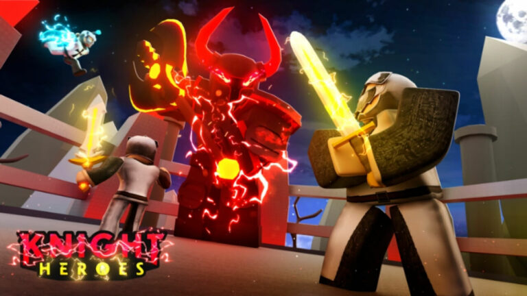 Códigos de Roblox Knight Heroes (marzo de 2021)