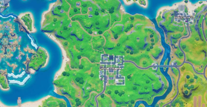 Mapa de She Hulk Challenge 2