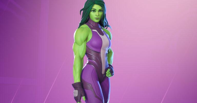 Desafíos de Jennifer Walters de Fortnite: ¡Cómo conseguir She-Hulk!