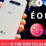 ONCast # 44 - Comentando la salida de LG del mercado de teléfonos inteligentes