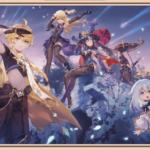 Todos los personajes de 5 estrellas en Genshin Impact