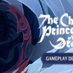 Impacto de Genshin: El príncipe de la tiza y la guía del dragón