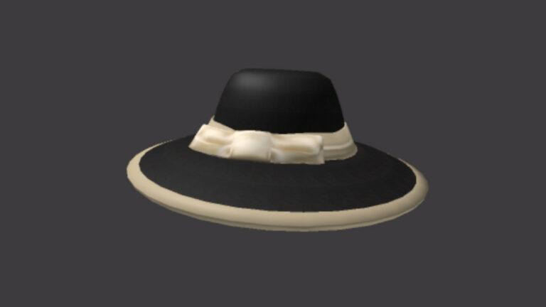 Cómo conseguir el sombrero de fieltro de ala ancha Gucci de Roblox