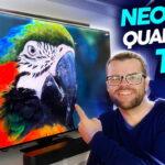 Análisis del Samsung QN85A - TV 4K Neo QLED