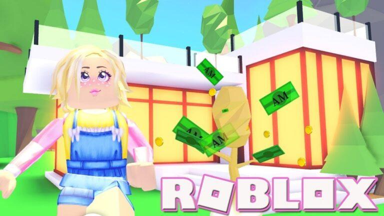 Lo que hace el árbol del dinero en Roblox Adopt Me