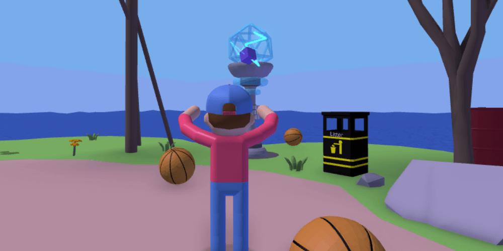 Entrega de bloques en Human Simulator.