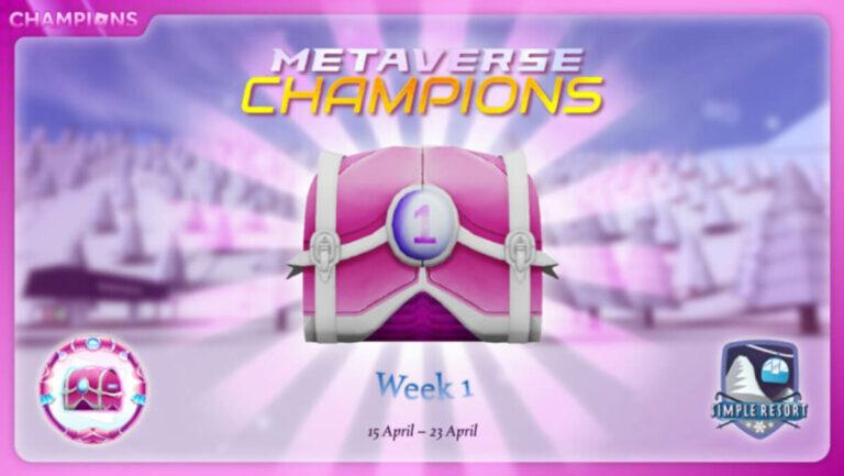 Cómo obtener el paquete secreto de Sparks Kilowatt en Simple Resort    Campeones de Roblox Metaverse